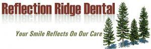 Reflection Ridge logo